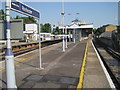 TQ7468 : Rochester railway station, Kent by Nigel Thompson