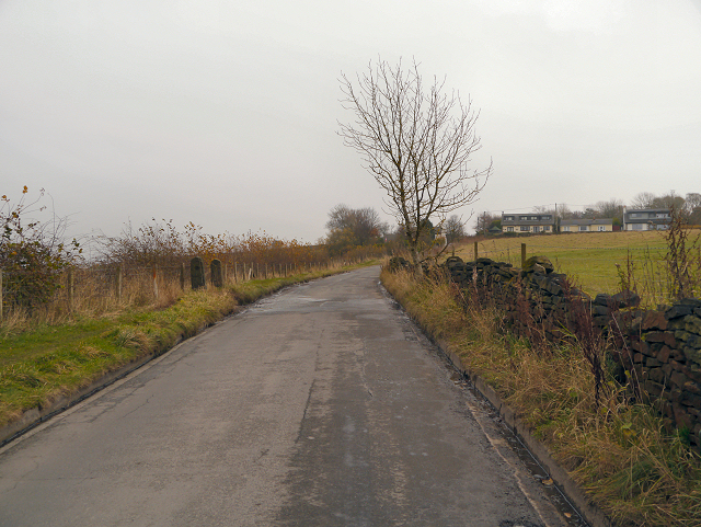 Werneth Low Road