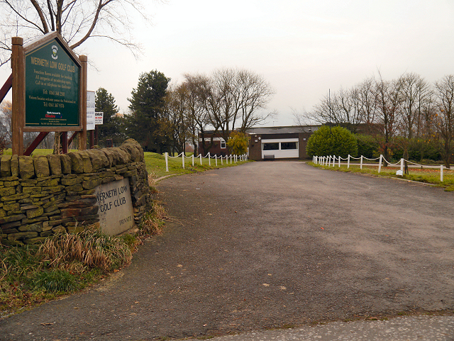 Werneth Low Golf Club