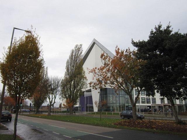 The Archbishop Sentamu Academy on Preston Road