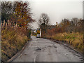 SJ9692 : Werneth Low Road by David Dixon