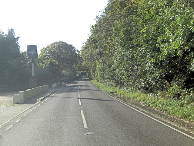 A283 passes The Mulberry