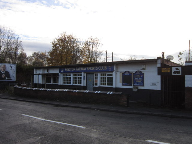 The Royston Railway Sports Club, Royston