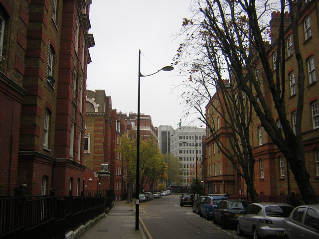 Tonbridge Houses, Tonbridge St, Kings Cross