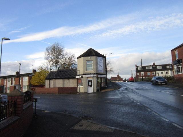 P & D Workwear on Cross Lane, Royston