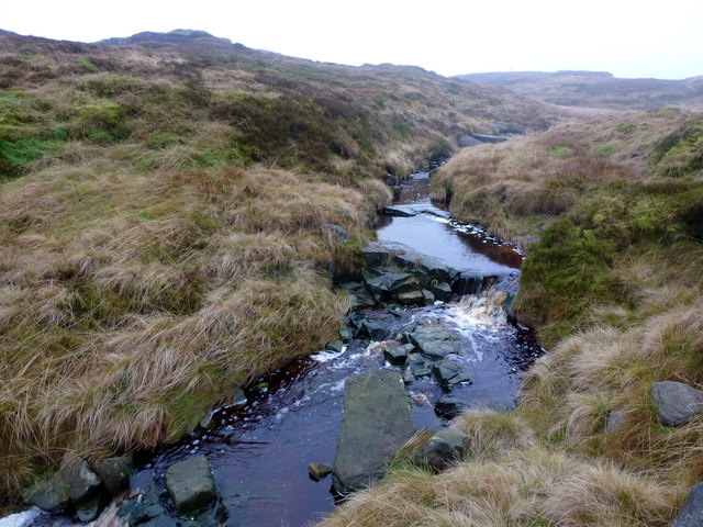 Near Black Clough