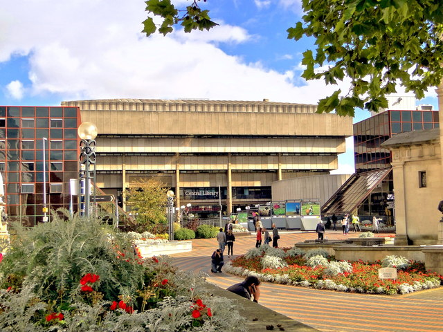 Central Library, Birmingham