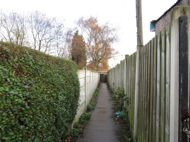 Warren Walk, Royston