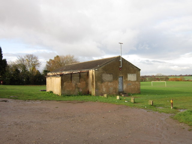 A sports ground off Common Lane, Royston