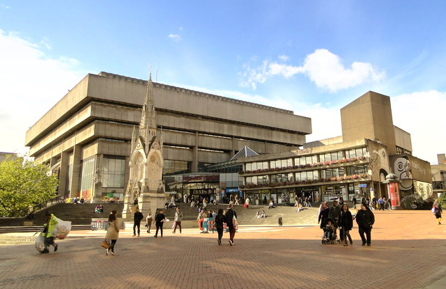 Central Library, Birmingham
