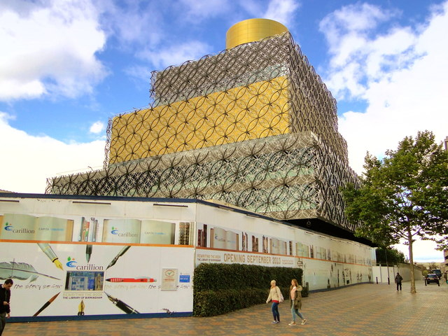 New Central Library, Birmingham