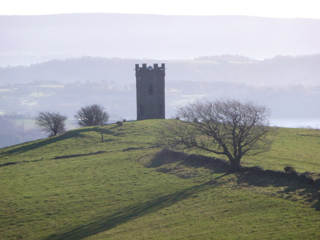 The Folly Tower, Pontypool