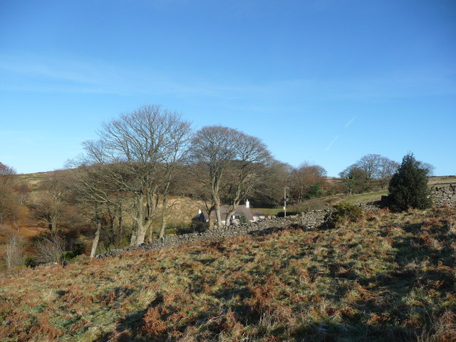 View to Coed Ithel