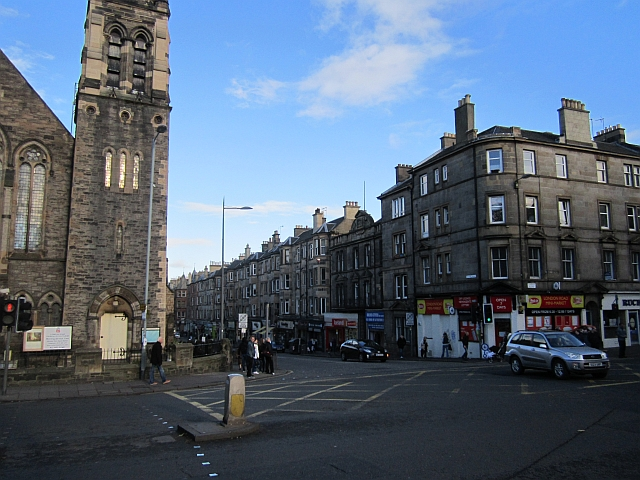 London Road / Easter Road junction