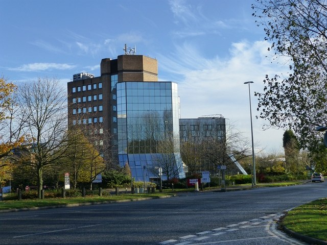 Darby House, Telford