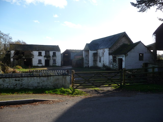 Outbuildings at Brooks Farm