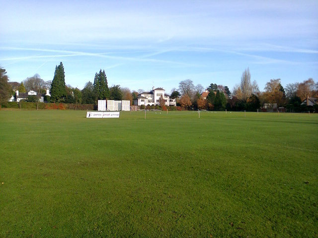 Bowdon Cricket Club - Ground