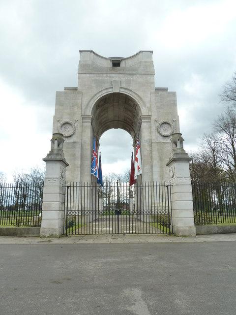 War Memorial - Leicester