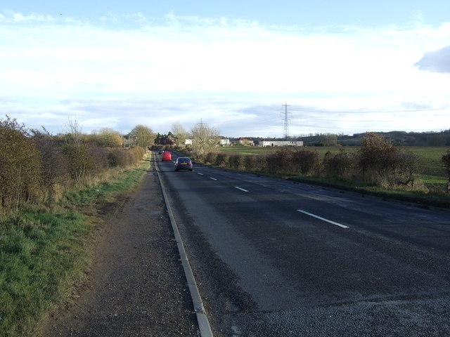 A177 road