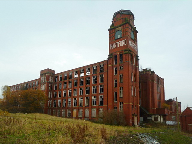 Hartford Mill, Oldham