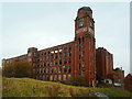 SD9104 : Hartford Mill, Oldham by Alexander P Kapp