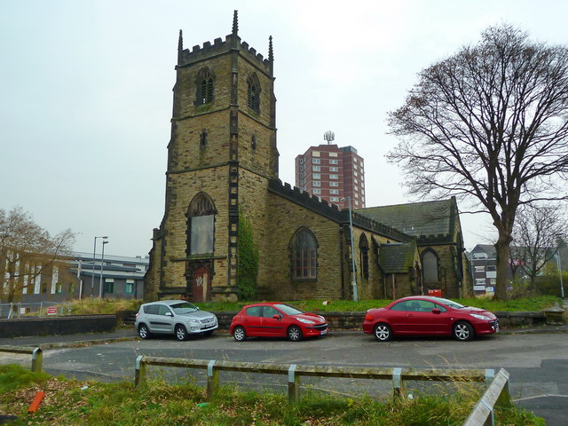 St John's Church, St John's Street, Oldham
