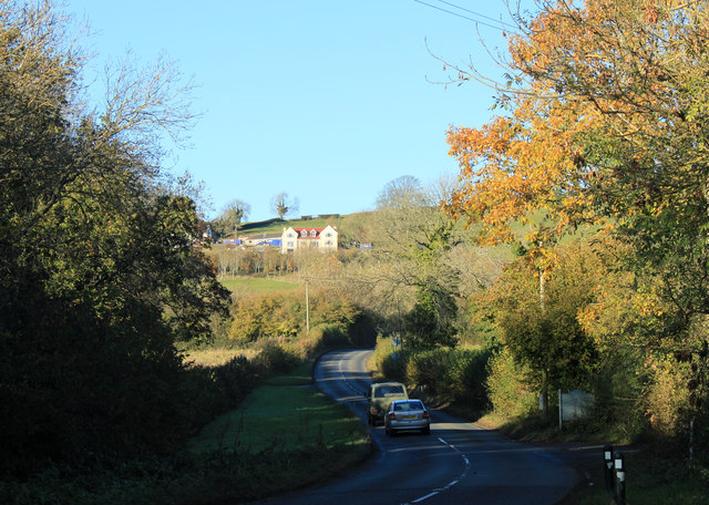 2012 : At the bottom of Chew Hill towards Dundry