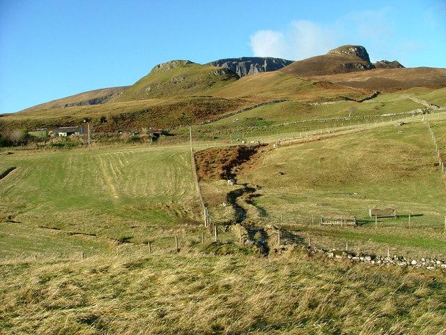 Croftland at Balmeanach