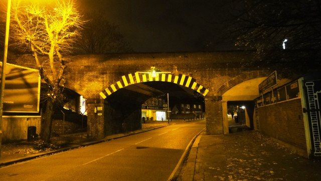 St. John's Rd. bridge, Isleworth