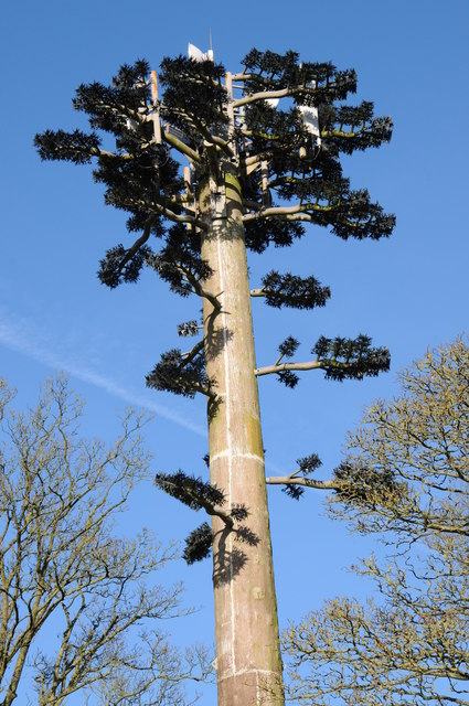 Mobile Phone Mast Philip Halling Cc By Sa 2 0
