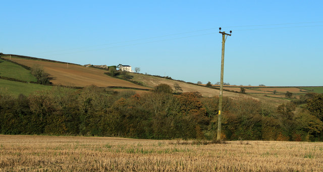 2012 : North east from Chew Hill