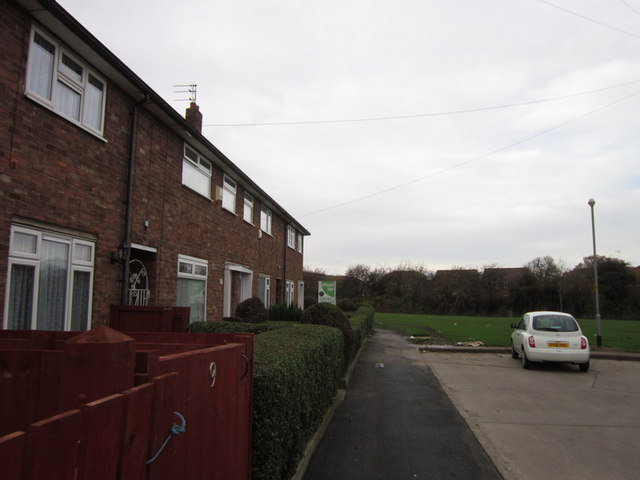 Harleston Close, Longhill Estate, Hull