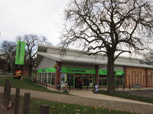 The Co-operative Shop on Saltshouse Road, Hull