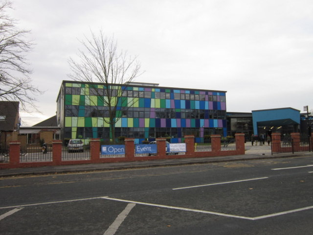 The Wilberforce Sixth Form College