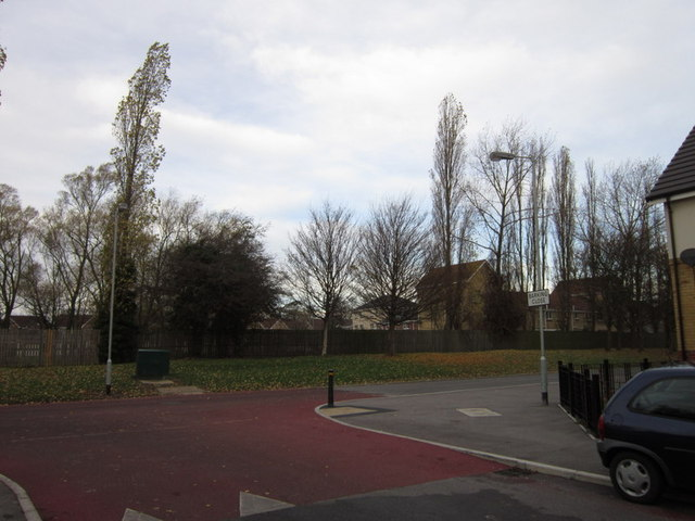 Barking Close at Mitcham Road, Ings Road Estate