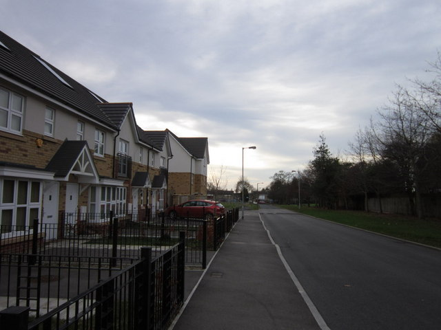 Mitcham Road, Ings Road Estate