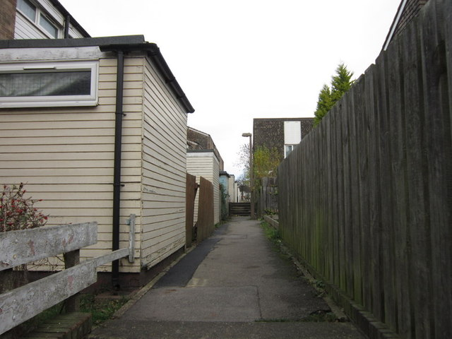 Finchley Close, Ings Road Estate