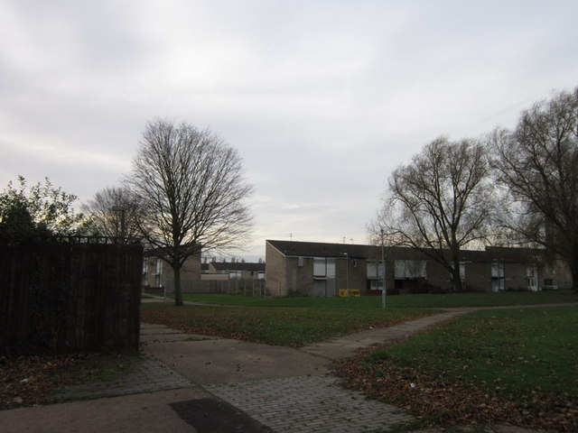 Acton Close, Ings Road Estate