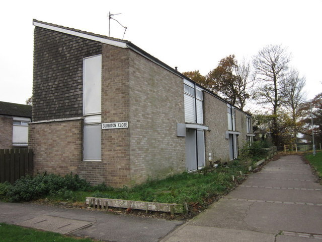 Surbiton Close, Ings Road Estate