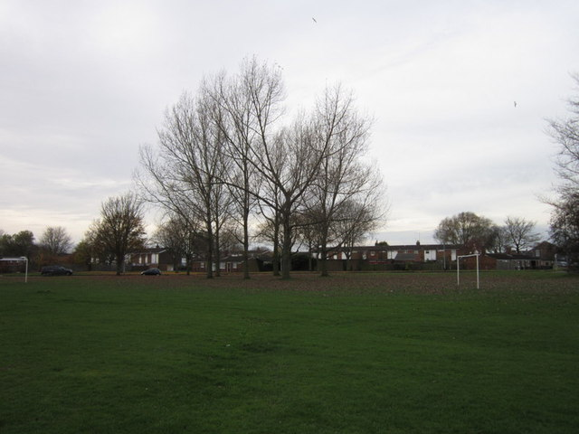 Playing fields off Bellfield Avenue