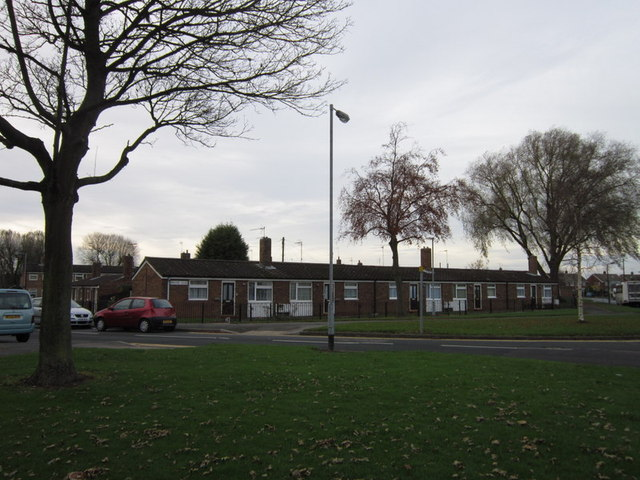 Bungalows on Brixton Close