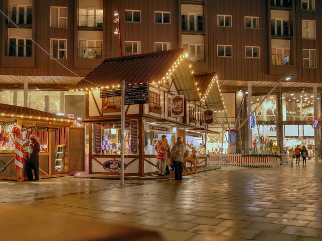 St John's Square, Christmas Market