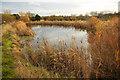 SK7156 : The Reservoir by Richard Croft