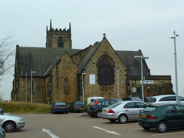 St John's Church, St John's Street, Oldham
