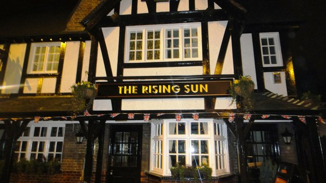 The Rising Sun, Isleworth