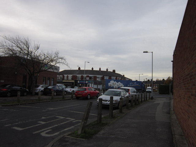 Sutton House Road at Ings Road