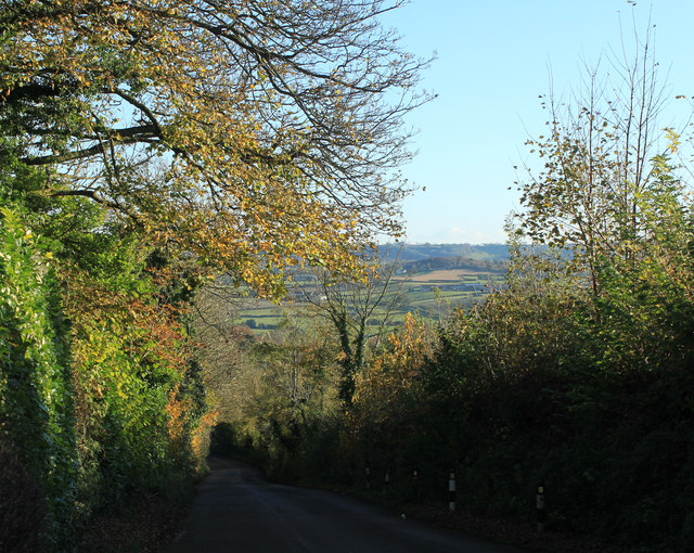 2012 : South down Chew Hill