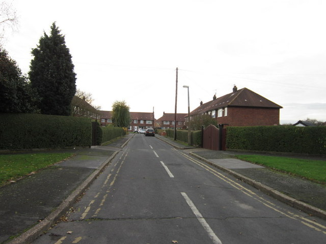 Westwood Close off Tween Dykes Road