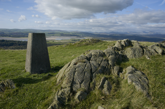 Summit of How barrow