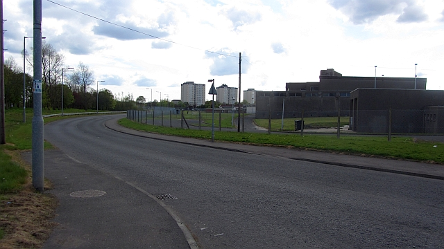 Sports centre, Blairdardie
